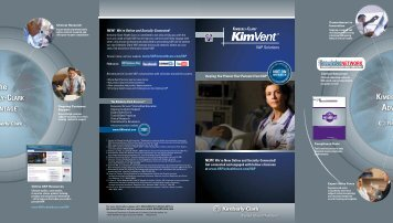 KIMVENT* VAP Solutions Pocket Guide - Kimberly-Clark Health Care