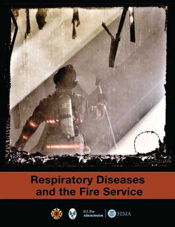 Respiratory Diseases and the Fire Service - IAFF