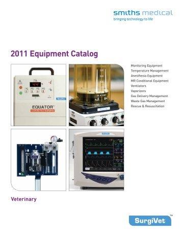 2011 Equipment Catalog - SurgiVet