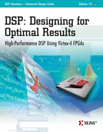 DSP: Designing for Opitmal Results - Xilinx