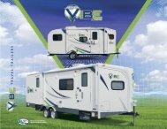 Vibe Travel Trailer Brochure - RVWholesalers.com