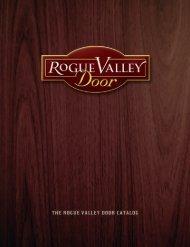 1 DESIGN YOUR OWN ROGUE VALLEY DOOR ONLINE