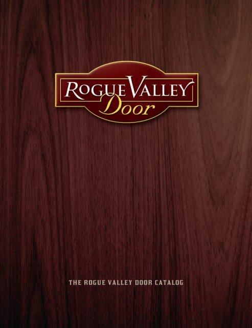 1 DESIGN YOUR OWN ROGUE VALLEY DOOR ONLINE