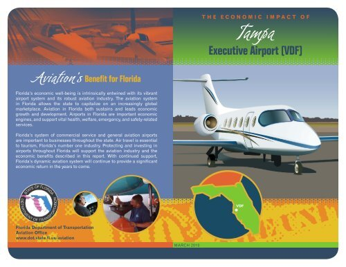 Tampa Executive Airport (VDF) - Florida Department of