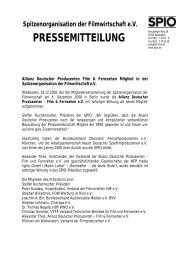 PM 18_12_2008 - neues Präsidium - Neue Mitglieder - SPIO