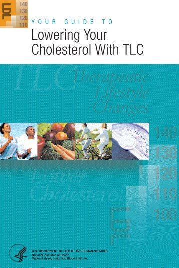 Lowering Your Cholesterol With TLC
