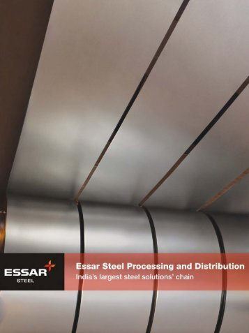 Essar Steel Service Centre