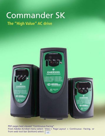 Commander SK - Allied Automation, Inc.