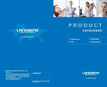CATALOGUE - Landwind medical