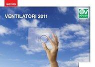 ventilatori 2011 - Vortice