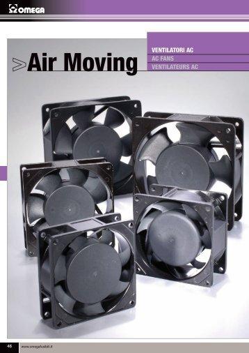 Ventilatori AC - OMEGA FUSIBILI