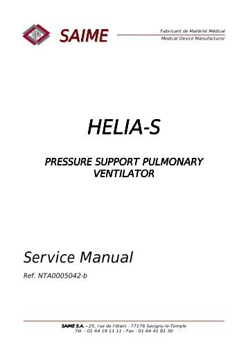 sle 2000 ventilator service manual frank s hospital workshop rh yumpu com Pontiac Shop Manual 2007 Otawwa Workshop Manuals