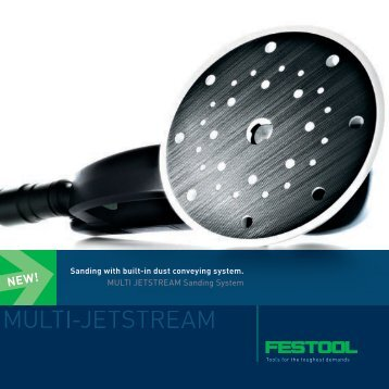 multi-jetstream - Festool