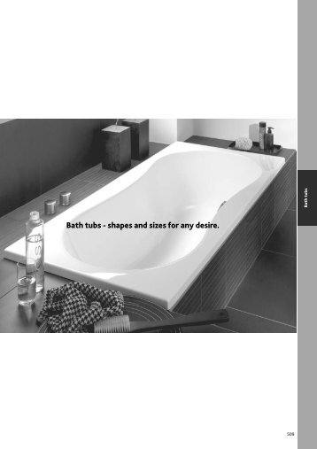 Print ad shapes and sizes for Bathtub shapes and sizes