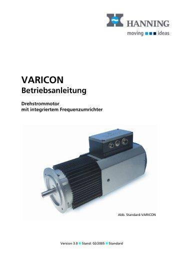 VARICON - Hanning Elektro-Werke GmbH & Co. KG
