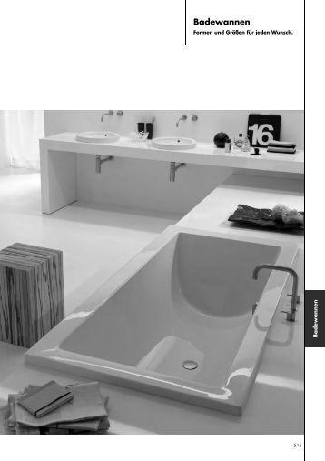 badewannen. Black Bedroom Furniture Sets. Home Design Ideas