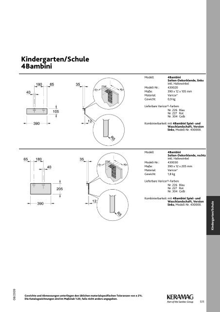 Kindergarten/Schule 4Bambini