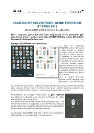 Catalogue Salle de Bains - Selles