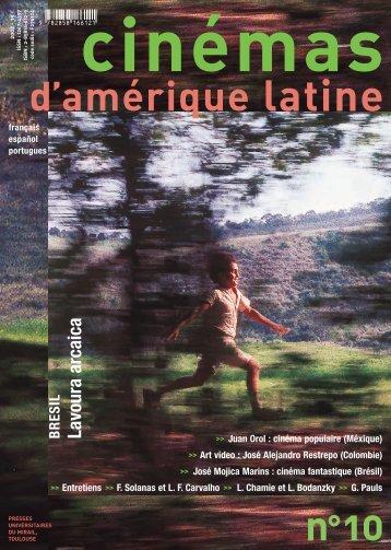d'amérique latine - Cinélatino, rencontres de Toulouse