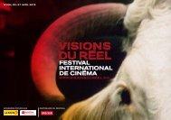 festival iNteRNatiONal de ciNéma - Visions du Réel