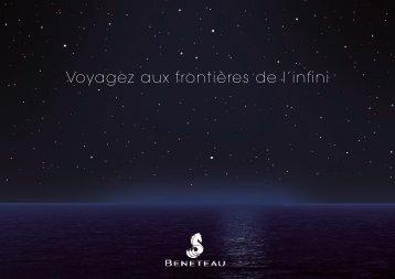 Voyagez aux frontières de l'infini - Graf Yachting