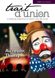 No 195 - juin 2011 - Food and Allied Group