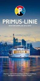 winterFAHrPLAn 2012/2013 - Primus-Linie