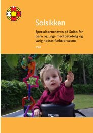 Solsikken - Solbo