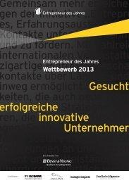 Informationsbroschüre - Ernst & Young