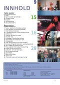 Kortvarig høy eksponering kan gi varig skade! - Safe - Page 3