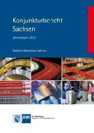 Konjunkturbericht Sachsen - Industrie- und Handelskammer zu ...