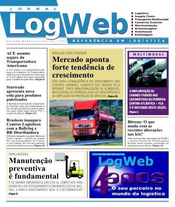 Edição 48 download da revista completa - Logweb