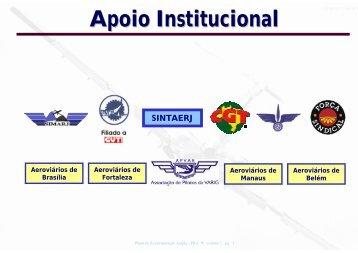 Volume I - APVAR - Associação de Pilotos da Varig