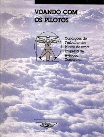 VOANDO COM OS PILOTOS - Fundacentro
