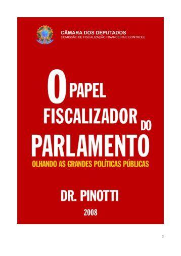 RELATÓRIO 2008 VERSÃO FINAL - Câmara dos Deputados