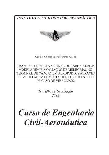 Curso de engenharia aeronautica