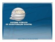 Sistema Público de Escrituração Digital - Sefaz RS