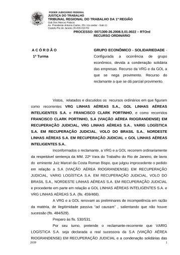 00713002620085010022#10-0 - Tribunal Regional do Trabalho da ...