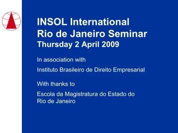 No Slide Title - INSOL International