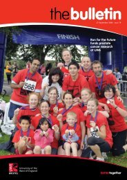 Run for the Future funds prostate cancer research at UWE