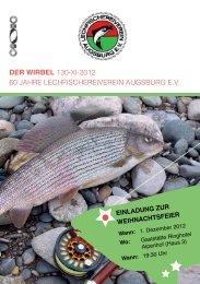 Ausgabe November 2012 60 Jahre LFV Augsburg - beim ...