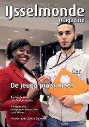 De jeugd praat mee! - IJsselmonde Magazine