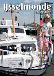 Strategische plek aan belangrijke route - IJsselmonde Magazine