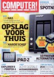 Computer Totaal Nr.5 Mei 2011 : MeeBox NAS - Looqs.com