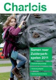 [PDF] Samen naar Zuiderpark- spelen 2011 - Gemeente Rotterdam