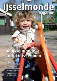 In IJsselmonde is altijd iets te doen - IJsselmonde Magazine