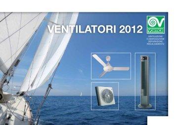 ventilatori 2012 - Vortice