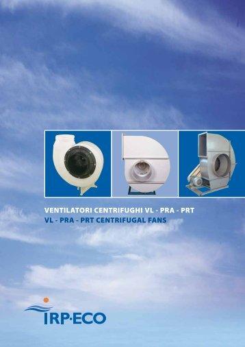 scarica il catalogo ventilatori - Irp-eco