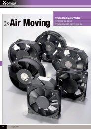 Ventilatori AC Speciali - OMEGA FUSIBILI