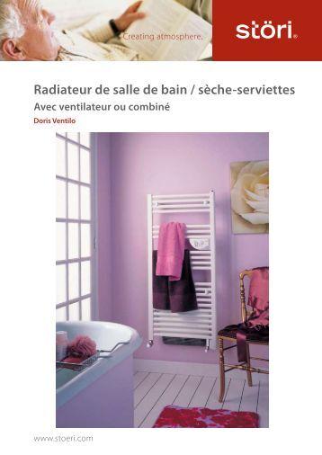 Documentation gamme ventilo radiateurs acova fassane neo for Radiateur salle de bain acova